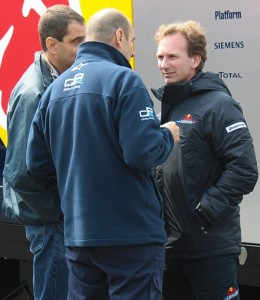 RB-Teamchef Christian Horner
