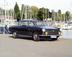 Mein FIAT 2300 S Coupé darf auf die Klassiker-Parade